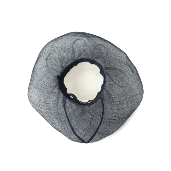 大幅広ツバ 女優帽子