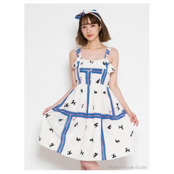 プードル dress