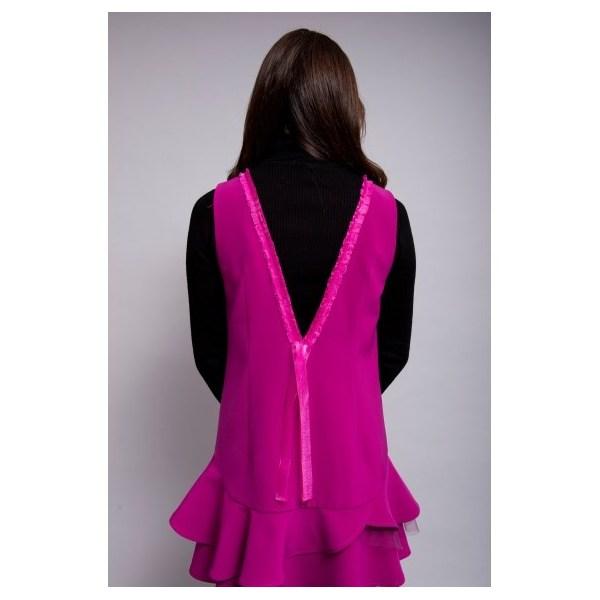 ヘムフレアワンピース[DRESS/ドレス]