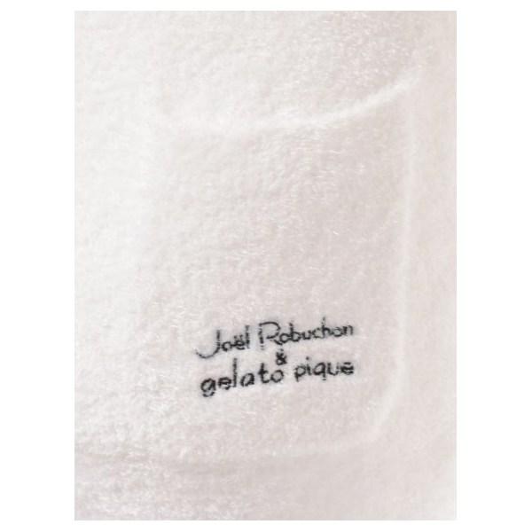 【Joel Robuchon & gelato pique】'premium smoothie'ボーダーロングパンツ