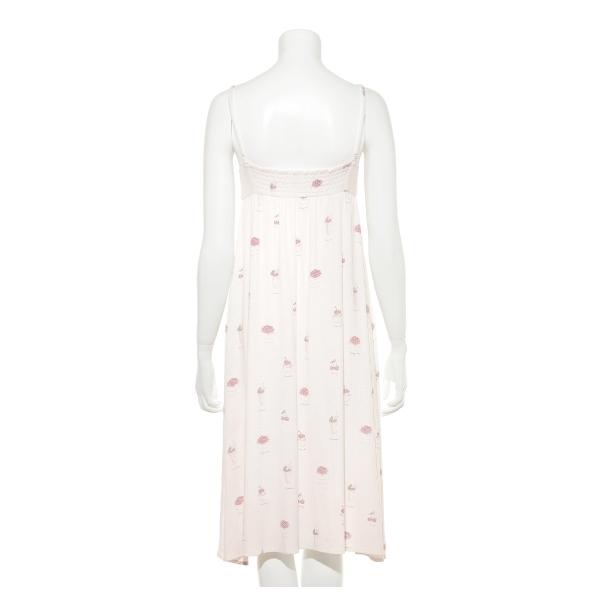 フレーバーカップインロングドレス