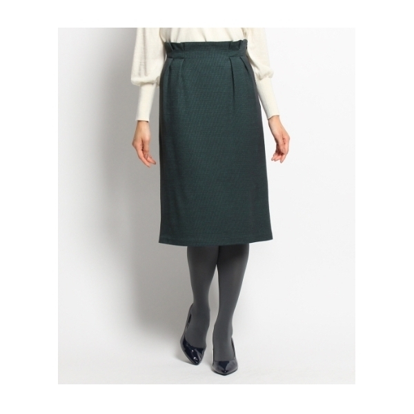 ブリティッシュジャカードスカート