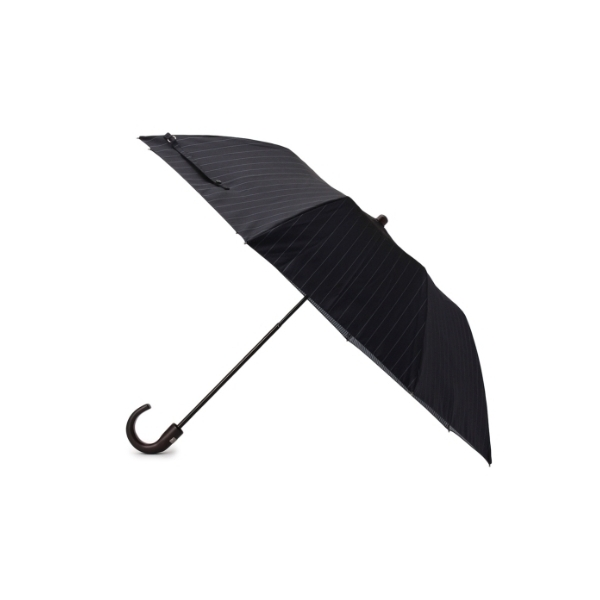 Wフェイスストライプ折傘