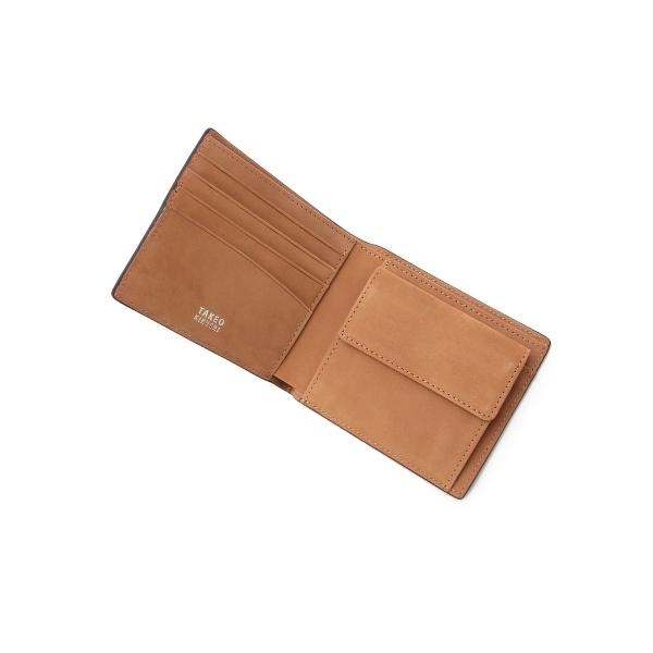 ミニメッシュ2つ折り財布