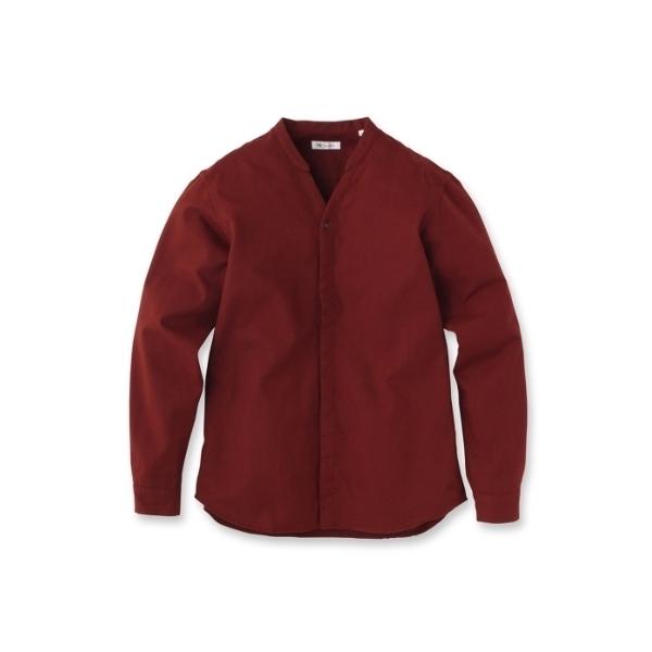 THERMOLITE(R)起毛Vネックシャツ