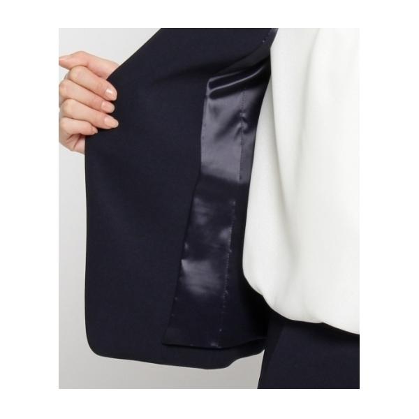 [L]ミッションダブルクロス カラーレスジャケット