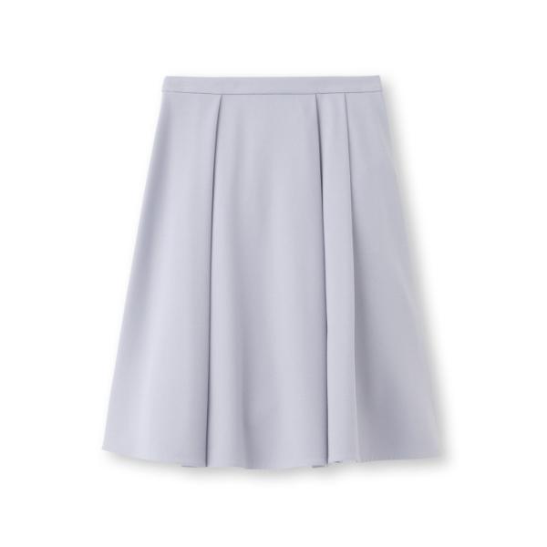 〔洗える〕ポンチサーキュラースカート