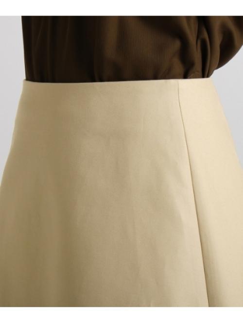 ミモレイレギュラーヘムスカート