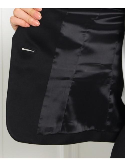 ビューラーポンチテーラードジャケット