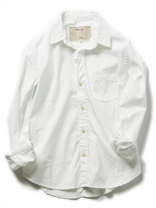 ベーシックオックスシャツ