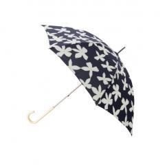マグノリア柄長傘