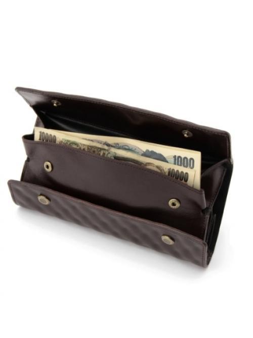 VINO(ヴィーノ)長財布(四つ釦)