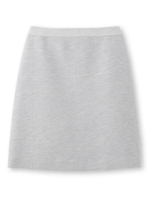 [S]ツイードAラインスカート