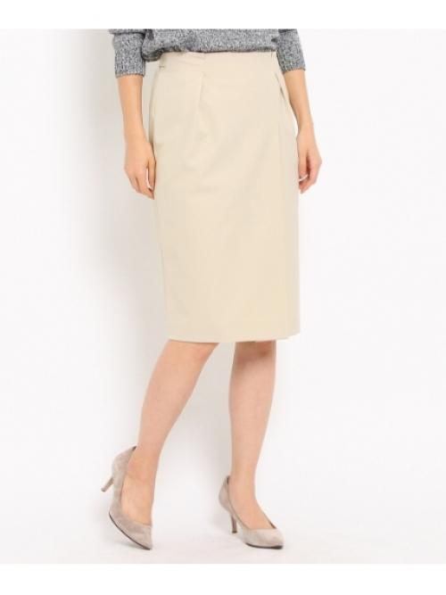ダブルタックラップ風スカート