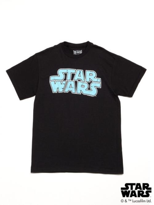 【TRUE VINTAGE】STAR WARS LOGO /スターウォーズ ロゴ Tシャツ