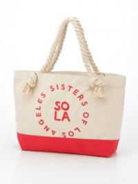 【SOLA】ROPE TOTE