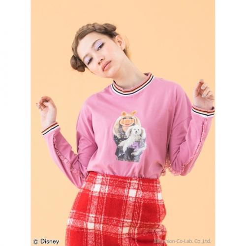little sunny bite × muppets miss piggy long tee