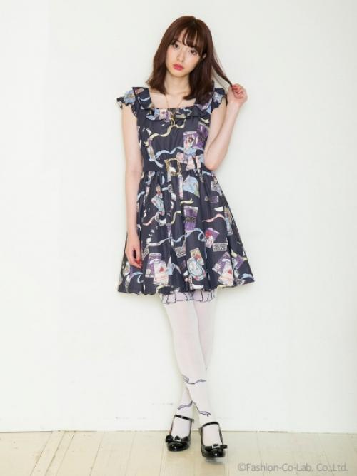 タロット dress