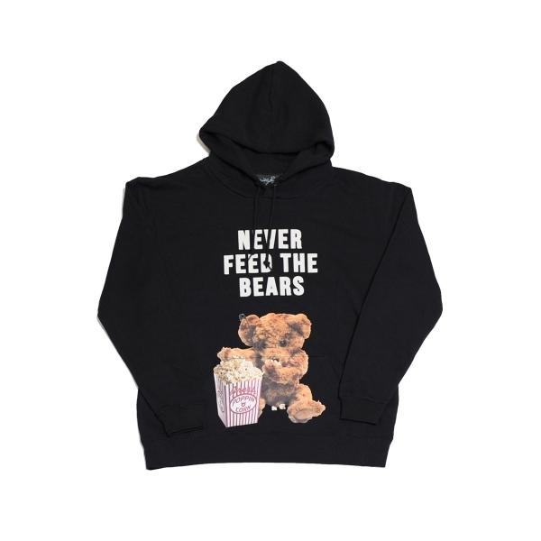 【MILKBOY】NEVER FEED BEAR HOODY