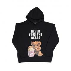 【MILKBOY】NEVER FEED BEAR HOODY