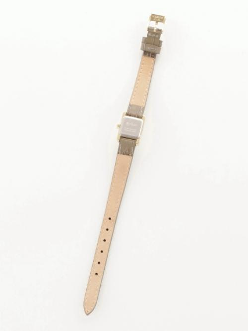 fleur Stock lether belt【fleur/フルール】