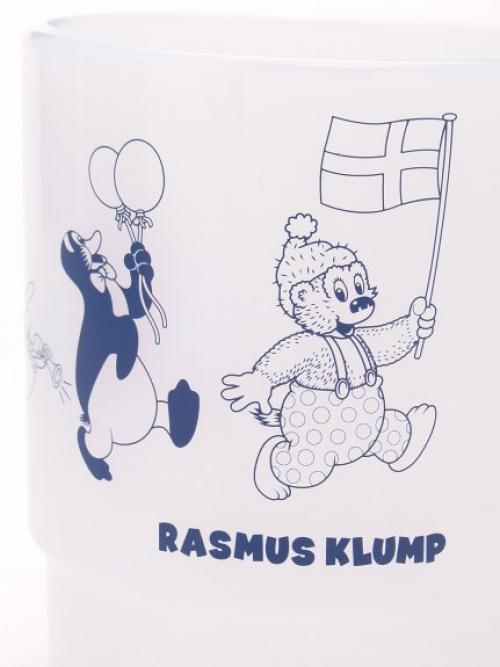 【ラスムス クルンプ】スタッキングマグカップ WH