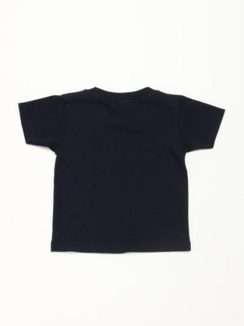 【KIDS】【ラスムス クルンプ】半袖Tシャツ100cm リョウテNV 【ラスムス クルンプ】15-K-03SS