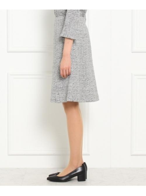 [L]アンベリールツイードスカート