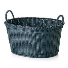 10%OFFクーポン対象商品 タフに使える手編みバスケット 〈タイプ1〉 クーポンコード:KZUZN2T