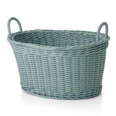 10%OFFクーポン対象商品 タフに使える手編みバスケット 〈タイプ3〉 クーポンコード:KZUZN2T