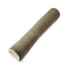 のびのびパイルで作った 布団収納抱き枕カバー〈ベージュ〉