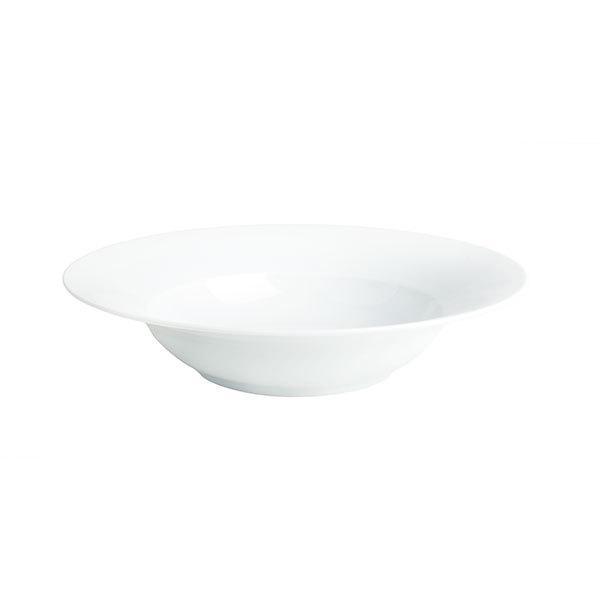 カーラ マジックグリップ テーブル スーププレート 24cm ドイツ製 磁器 メーカー公式 KAHLA Magic Grip Table 皿 シリコン 白い食器 耐熱 食洗器可能 訳あり