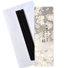 日本香堂のお線香 淡墨の桜 スマートサイズ