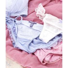 フランデランジェリー(fran de lingerie) Luce ルーチェ コーディネート紐ショーツ