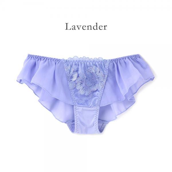 フランデランジェリー(fran de lingerie)lightly ライトリー コーディネートフレアショーツ