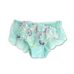 フランデランジェリー(fran de lingerie)GRACE Flower Petal グレースフラワーぺタル コーディネートヒップハンガーショーツ