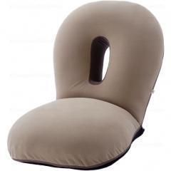 明光ホームテック 新感覚リクライニング座椅子 CLOUD -クラウド- ブラウン
