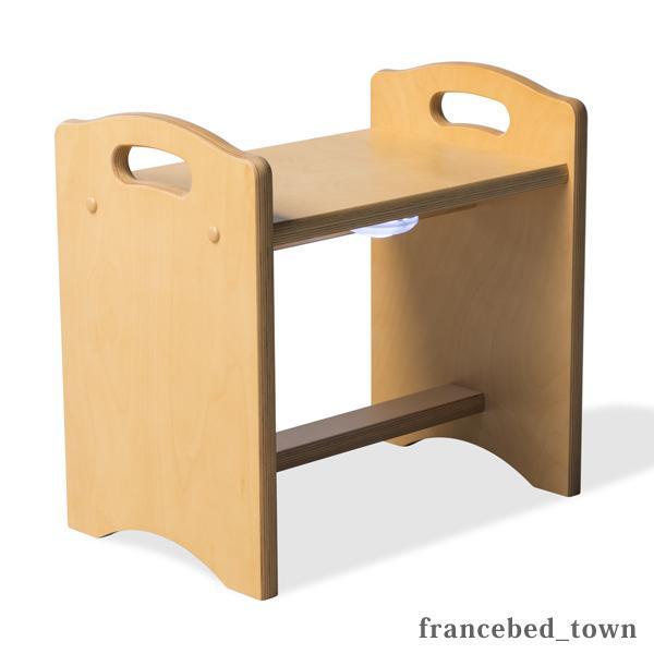 フランスベッド ファニチャー LED照明付きベンチ