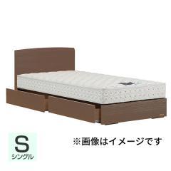 フランスベッド お買得ベッドセット3 PSF-302 ベッドセット(シングル) 引き出しあり ペールアンバー【送料設置無料】
