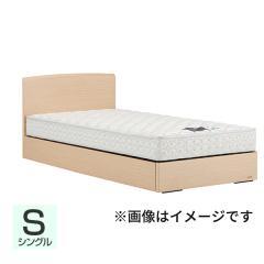 フランスベッド お買得ベッドセット2 PSF-302 ベッドセット(シングル) 引き出しなし ホワイトオーク【送料設置無料】
