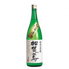 【季節限定】加賀鳶 純米大吟醸 にごり酒・生 1800mL<冷蔵>