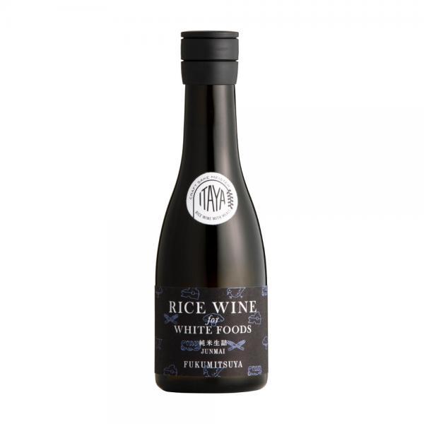ITAYA RICE WINE for WHITE FOODS 純米 生詰 300mL
