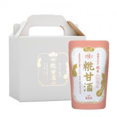 酒蔵仕込み 純米 糀甘酒 10袋 化粧箱入 150g×10