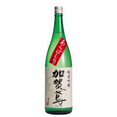 加賀鳶 純米吟醸 あらばしり 生【冷蔵】1800mL