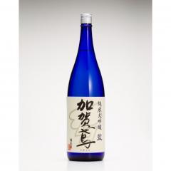加賀鳶 純米大吟醸 藍 1800mL