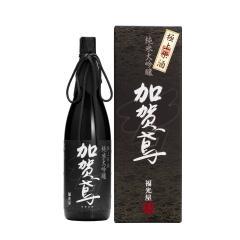 加賀鳶 純米大吟醸 極上原酒 1800mL(化粧箱入)