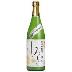 福正宗 純米吟醸にごり酒・生 しろき 720mL<冷蔵>