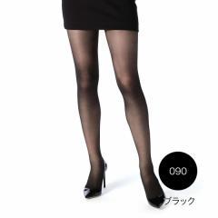 fukuske 【極上 美肌】 ストッキング/ブラック/M-L