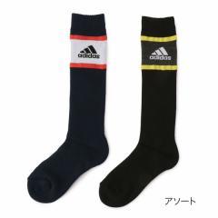 adidas(アディダス) 2足組 総パイル アーチサポート サイドロゴ ハイソックス/アソート/21-23cm