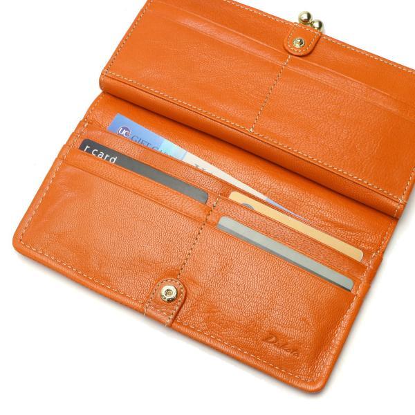ダコタ 財布 Dakota モデルノ 長財布 がま口 レディース 0035087 (0034087)【送料無料】 オーク(43)